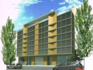 Fachada Edificio Av.Almaig / Pintor Segrelles